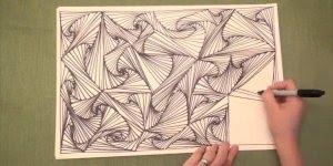 Vela a geometria por outro ângulo! Matemática também é arte!!!