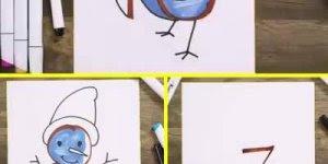 Vídeo muito legal com a arte de transformar números em desenhos!!!