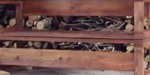 Aprenda a fabricar um banco de madeira, o resultado fica muito lindo!