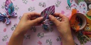 Aprenda a fazer borboletas de papel para alegrar as crianças, confira!