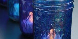 Aprenda a fazer copos decorados, perfeito para enfeitar sua noite de natal!
