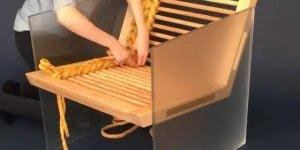Artesanato para fazer em banco de madeira, que ideia incrível!