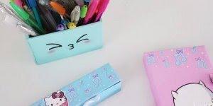 Artesanatos para fazer com caixa de creme dental e muito mais!