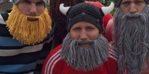 Barba de crochê, você usaria esse gorro com barba? Confira!