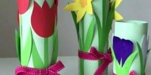 Buquê de flores para o dia das mães, esse buquê não é necessário matar as flores