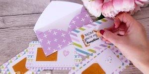 Cartão para o dia das mães com raspadinha, por essa sua mãe não esta esperando!