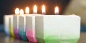 Como decorar a sua casa fazendo suportes para velas, uma ideia genial!