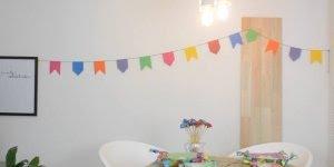 Como decorar seu Arraiá com coisas simples e bonitas, confira!