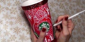 Enfeite para o Natal - Uma ótima dica para enfeitar sua casa!
