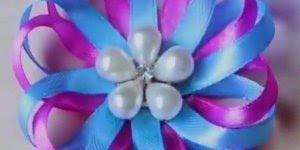 Florzinha de Decoração para enfeitar qualquer coisa, aprenda a fazer!