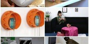 Ideias de artesanato para facilitar o seu dia a dia, confira!