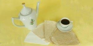 Ideias de artesanatos para fazer com filtros de café, todos ficam lindos!