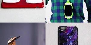 Ideias de capinhas de celular uma mais lindinha que a outra!!!