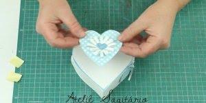 Ideias de lembrancinhas fáceis de fazer, você vai amar aprender!