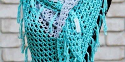 Peças de crochê para o inverno, olha só que lindas peças para te inspirar!!!
