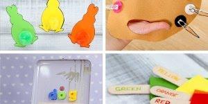 Tutorial de joguinhos divertidos para crianças que estão aprendendo cor!!!