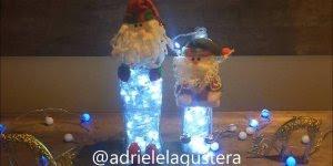 Veja que decoração linda de natal!!! Simplismente perfeito, amei!!!