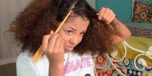 4 Penteados para cabelos crespos, ideias muito legais para você!