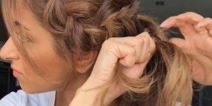 5 Penteados para você mesma fazer, vale a pena compartilhar!!!