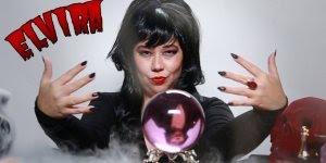 Aprenda a fazer a maquiagem da Elvira, perfeita para Halloween e festa fantasia!