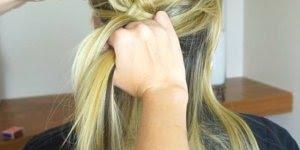 Aprenda a fazer trança moicana em cabelos longos, lacrador!!!