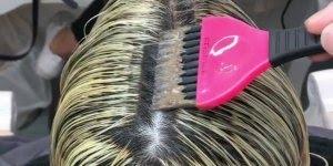 Cabelo com ombre hair acinzentado, olha só que coisa mais linda!!!