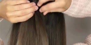 Como domar seus cabelos rebeldes, depois aprenda dois penteados incríveis!