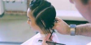 Corte de cabelo curto super estiloso, olha só que trabalho fabuloso!!!