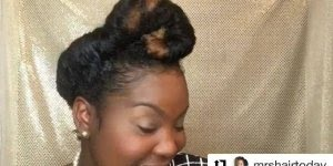 Creme milagroso que ajuda a fazer penteados em cabelos bem crespos!