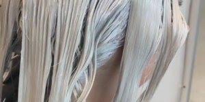 Descoloração total de cabelo, o resultado é maravilhoso, confira!