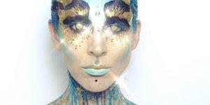 Inspiração de maquiagem para festas a fantasia, olha só que arraso!!!