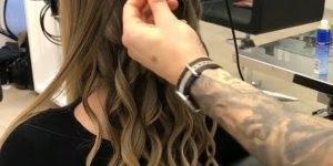 Inspirações de cabelos enrolados com Babyliss, veja como ficam perfeitos!!!