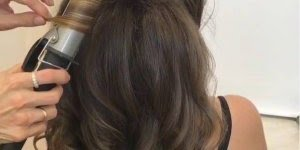 Inspirações de penteados com cabelos enrolados e soltos, simplesmente lindos!!!