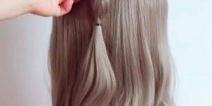 Inspirações de penteados para cabelos longos, vale apena conferir!!!