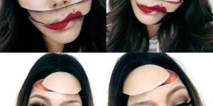 Maquiagem aterrorizante para festas de Halloween, confira!