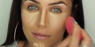 Maquiagem da pele passo a passo, o resultado final é sensacional!