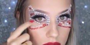Maquiagem para arrasar no carnaval, vale a pena conferir!!!