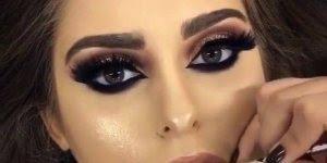 Maquiagem para formatura, olha só este olho que arraso, simplesmente perfeito!!!