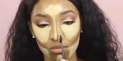 Maquiagem para pele parda, o resultado é surpreendente!