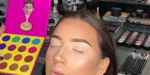 Maquiagem perfeita, veja que resultado incrível desse tutorial!