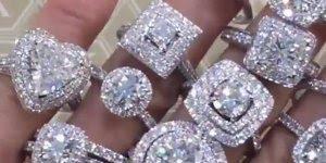 Os anéis mais lindos que você já viu, impossível não se apaixonar!!!