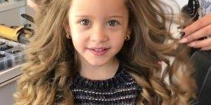 Penteado infantil, uma maravilhosa opção para meninas ficarem lindas!