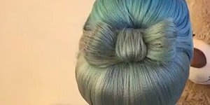 Penteado luxuoso para você aprender hoje, você vai amar!!!