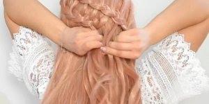 Penteados com tranças, um mais lindo que o outro, vale a pena conferir!
