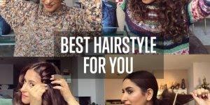 Penteados para você fazer sozinha, são muitos penteados para você aprender!
