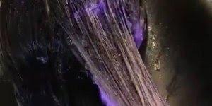 Que tutorial incrível de transformação de cor de cabelo, magnifico!!!
