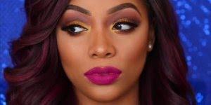Que tutorial lindo de maquiagem! Esse vídeo é para todas que amam cores!!!