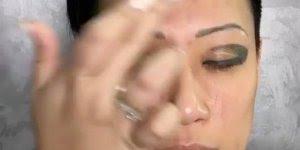 Transformação arrasadora! Toda mulher é linda, a maquiagem só realça a beleza!!!