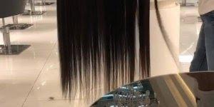 Transformação de cabelo curto para longo, com mega hair, simplesmente perfeito!!