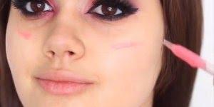 Tutoriais de maquiagem para garotas que amam maquiagem, confira!!!